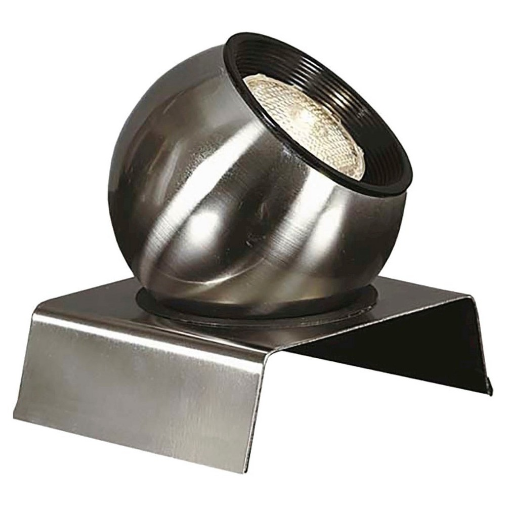 Kenroy Spot - Brushed Steel, Silver