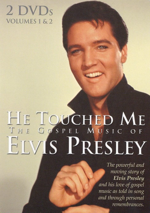 He touched me vol 1 & 2 (DVD) - image 1 of 1