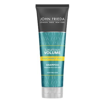 Shampoo & Conditioner: John Frieda Luxurious Volume