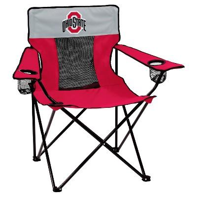 Ohio State Buckeyes Elite Folding Camp Chair