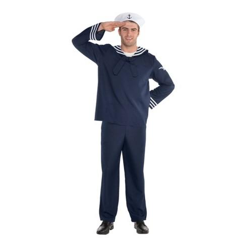Boys' Old Geezer Halloween Costume - image 1 of 1