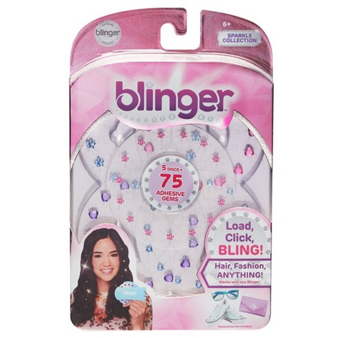 Blinger 5 Piece Refill Pack Sparkle Collection Jewel Pack - image 1 of 4