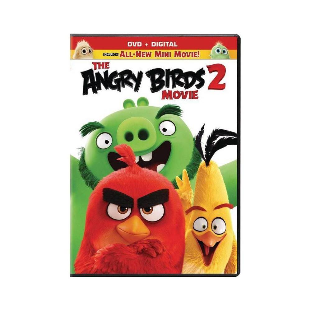 Angry Birds Movie 2 Dvd Digital