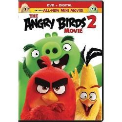 Angry Birds Movie 2 (DVD + Digital)