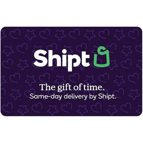 Shipt Membership Giftcard (Email Delivery) - image 1 of 1
