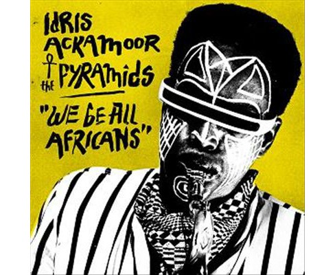 Idris & th ackamoor - We be all africans (Vinyl) - image 1 of 1