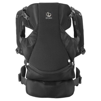 Stokke® MyCarrier Front and Back Mesh Carrier - Black