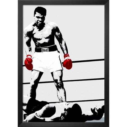 Art.com - Muhammad Ali: Gloves Framed Print : Target