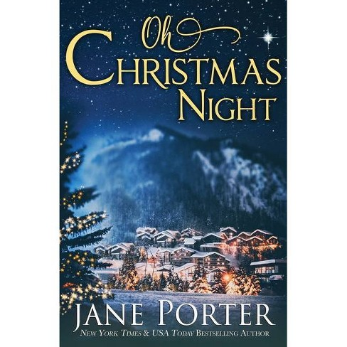 Oh, Christmas Night - by  Jane Porter (Paperback) - image 1 of 1