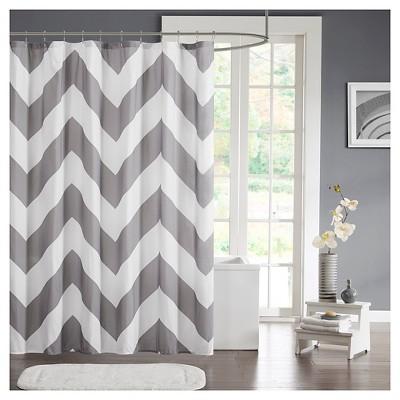 Shower Curtain - Gray