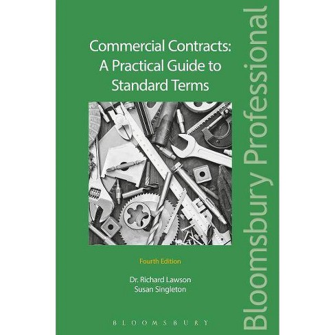 Commercial Contracts - 4 Edition by  Richard Lawson & Susan Singleton (Mixed media product) - image 1 of 1