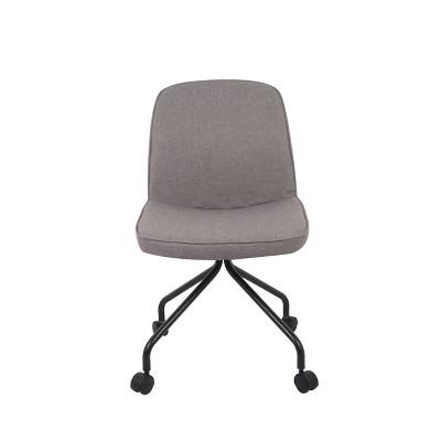 Modern Rolling Office Chair - WOVENBYRD