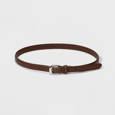 Perfect Fit Women's Exact Fit Belt - Brown