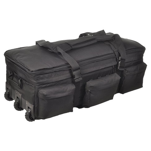 Sandpiper of California Rolling Loadout Bag Suitcase - Black - image 1 of 1