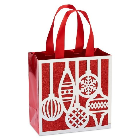 Papyrus Lasercut Holiday Icon Medium Gift Bag - image 1 of 4