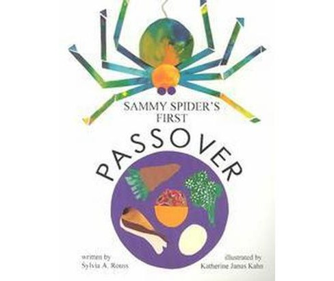 Sammy Spider's First Passover (Paperback) (Sylvia A. Rouss) - image 1 of 1