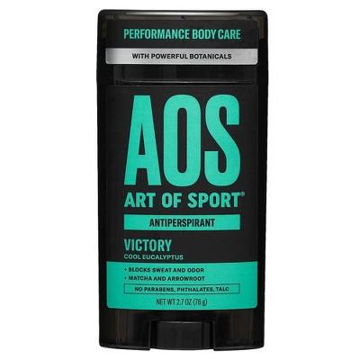 Art Of Sport Victory Men's Antiperspirant & Deodorant - 2.7oz