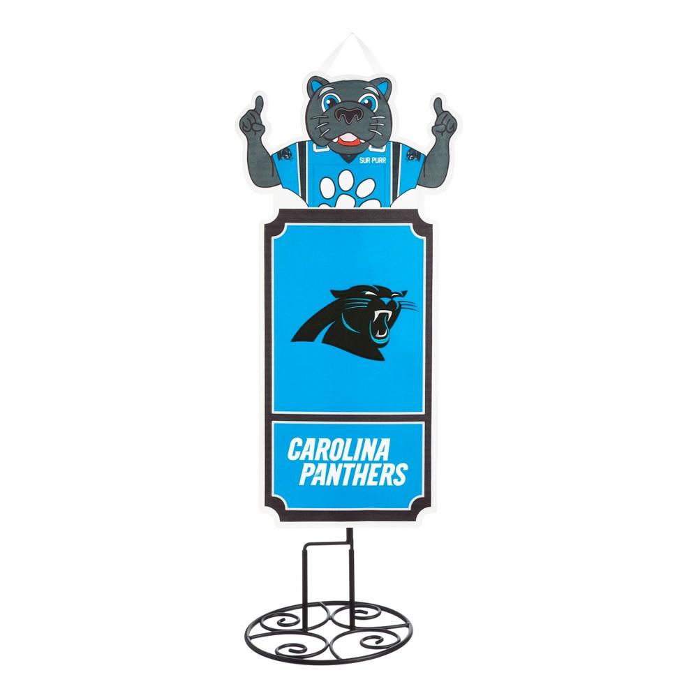 Carolina Panthers Statement Stake