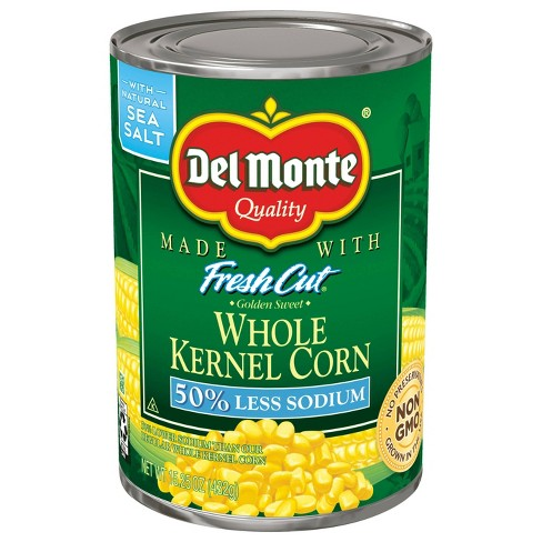 Del Monte Wk Corn Low Sodium - 15.25oz - image 1 of 4