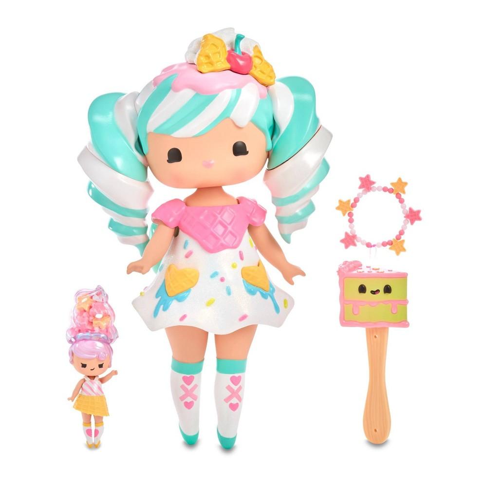 Secret Crush 13 34 Sundae Swirl Large Doll With Mini Doll Best Friend
