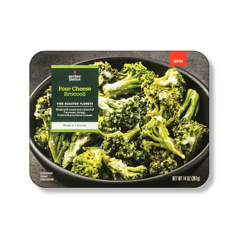 Four Cheese Broccoli Side - 14oz - Archer Farms™ - image 1 of 1