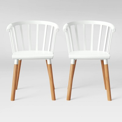 Set of 2 Balboa Barrel Back Dining Chair - Project 62™