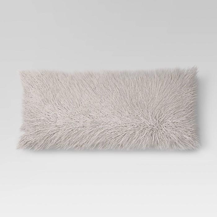 Faux Fur Body Pillow - Opalhouse™ - image 1 of 3