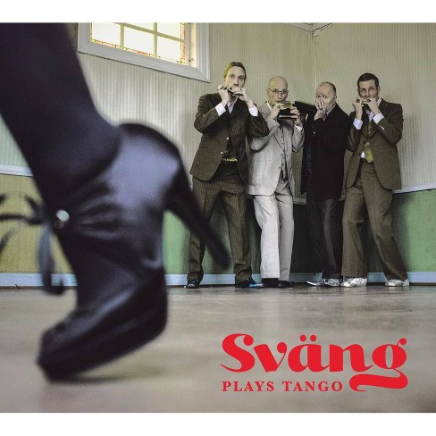 Svang - Svang Plays Tango (CD) - image 1 of 1
