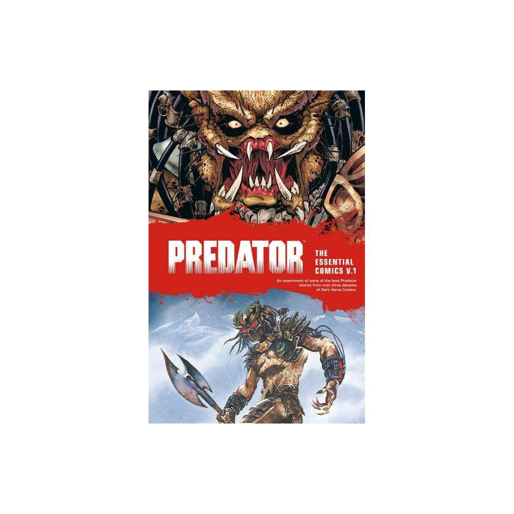 Predator: The Essential Comics Volume 1 - by Mark Verheiden (Paperback) The essential introduction to Predator in the comics! Brutal, invisible, nearly unstoppable. He is the hunter from the stars . . . the Predator. They seek the strongest, the most dangerous game--good or evil. They come in the hottest years (unless they crash land in the middle of a Siberian winter), and they don't leave until they've taken their quota of trophies (usually human skulls). But if Nypd detectives Schaefer and Rasche have anything to say about it, the hunt if over! From the Big Apple to the Russian steppes to the jungles of Central America, the detectives and their allies pursue their quarries. And they always get their . . . alien. Before the film Predator 2, there were these comics--a four-color sequel to one of the greatest action films of all time. Written by Mark Verheiden (before he went on to write The Mask, Timecop, Battlestar Galactica, Daredevil and more of your favorite films and TV shows), and illustrated by comics mainstays Chris Warner (creator of Barb Wire) and Ron Randall (creator of Trekker).