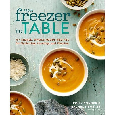 From Freezer to Table - by Polly Conner & Rachel Tiemeyer (Paperback)