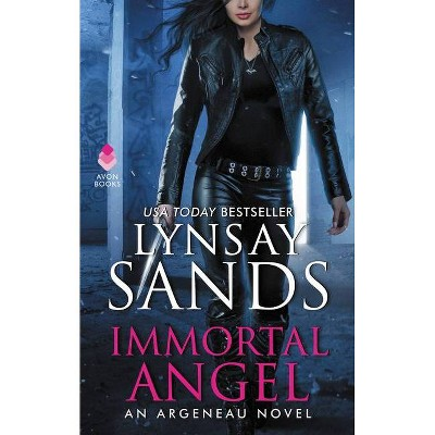 Immortal Angel - (Argeneau Novel) by Lynsay Sands (Paperback)