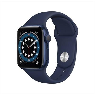 Apple Watch Series 6 (GPS) Aluminum Case