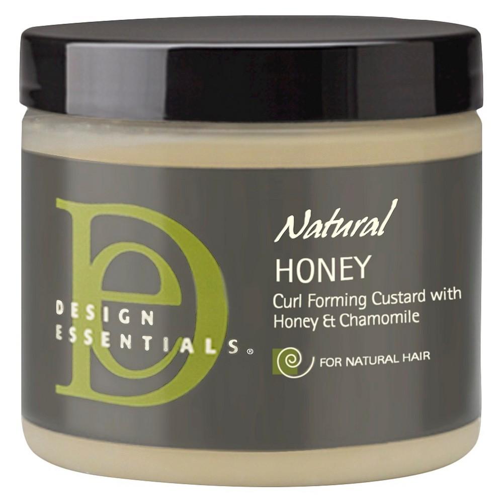 Image of Design Essentials Honey Curl Forming Custard - 8oz