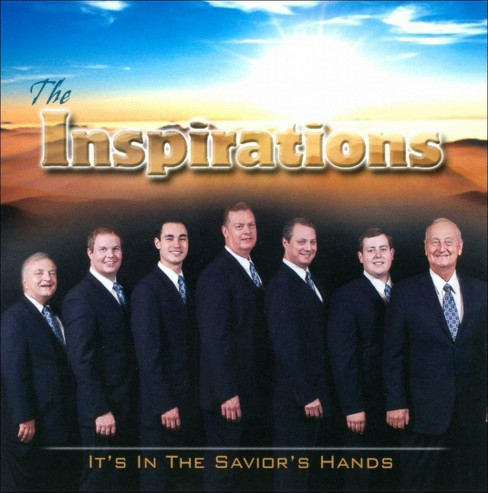 Inspirations - It's In The Savior's Hands (CD) - image 1 of 1