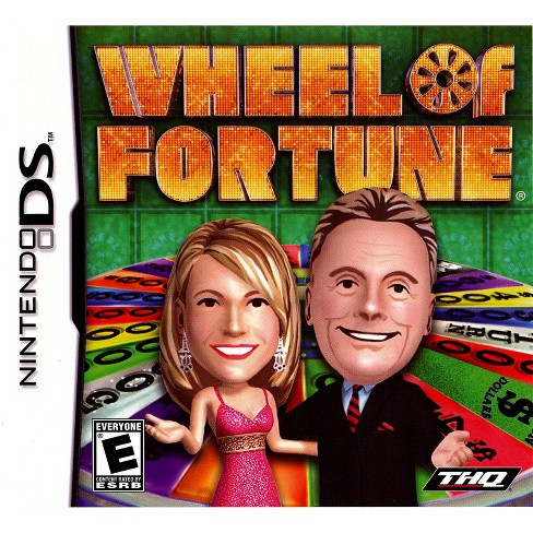Wheel Of Fortune PRE-OWNED Nintendo DS - image 1 of 1