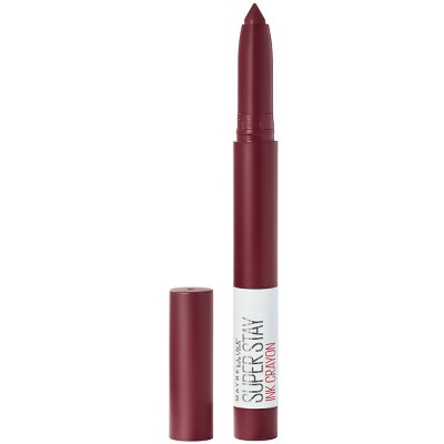 Maybelline SuperStay Ink Crayon Lipstick - 0.04oz