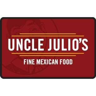 Uncle Julios Gift Card $50 (Email Delivery)