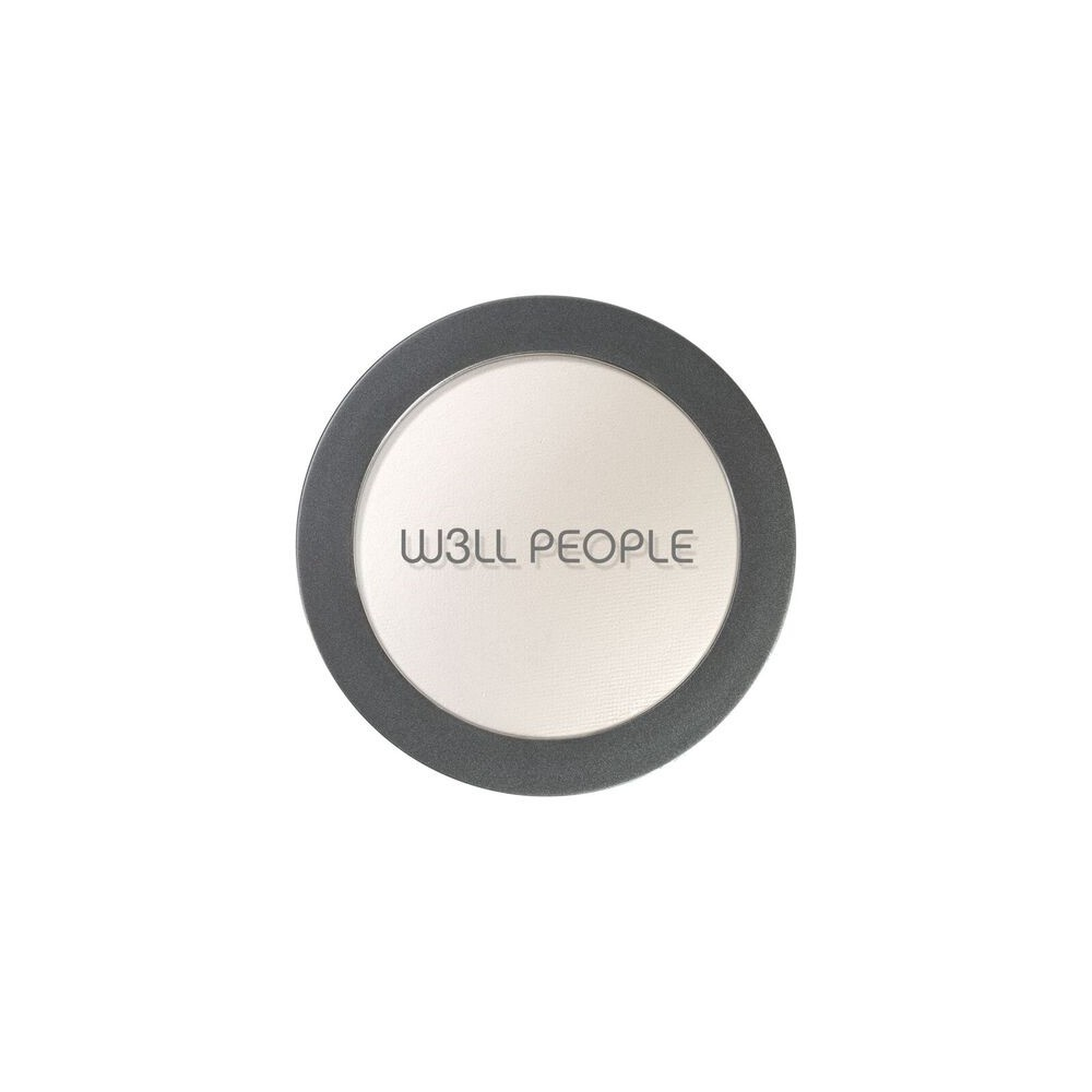 Image of W3LL People Bio Brightener Baked Powder Universal Glow - 0.26oz