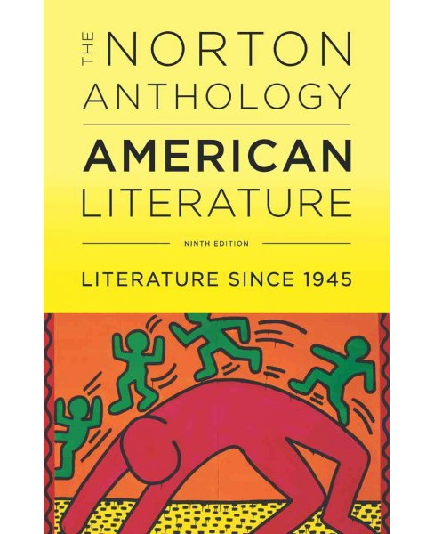 Norton Anthology of American Literature : Literature Since 1945 (Paperback) - image 1 of 1