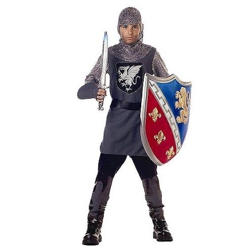 Boys Valiant Knight Costume Target