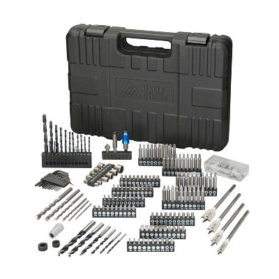 Blue Ridge Tools 202pc Home Project Accessory Kit
