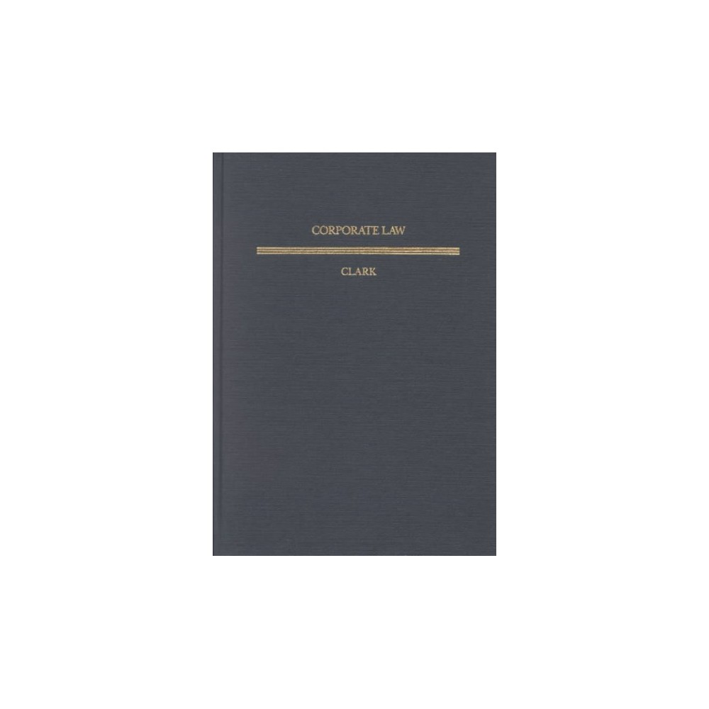 Corporate Law (Hardcover)