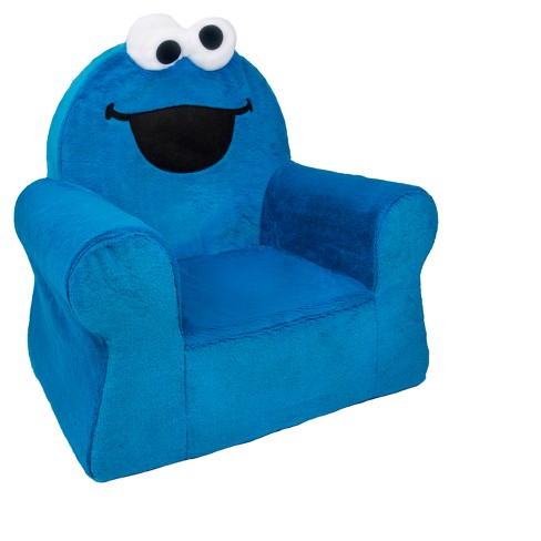 Marshmallow Comfy Chair - Cookie Monster : Target