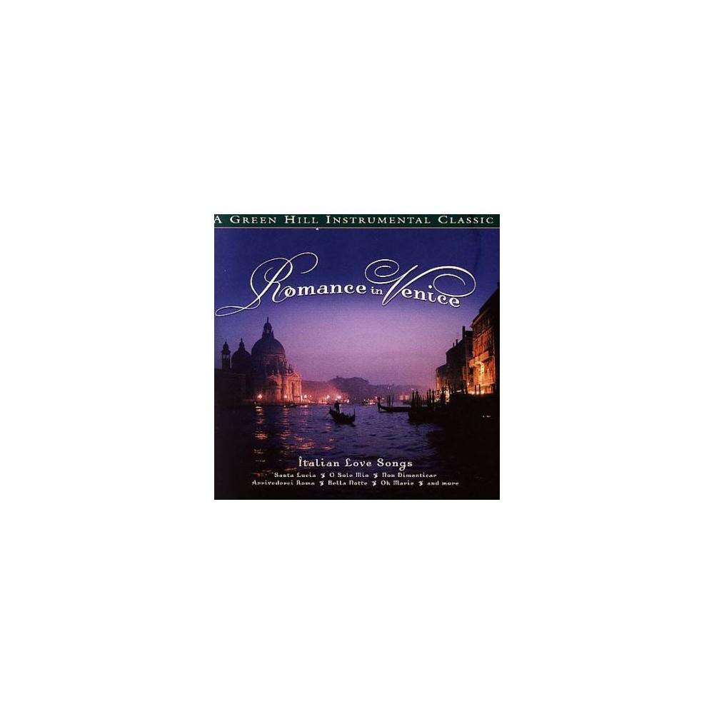 Jack Jezzro - Romance In Venice (CD)