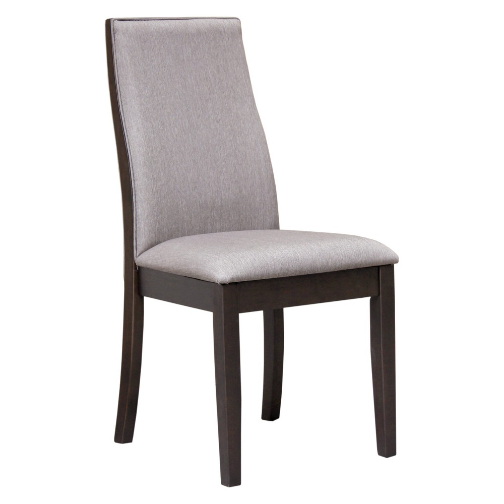 Private Reserves Set of 2 Dining Side Chair Gray