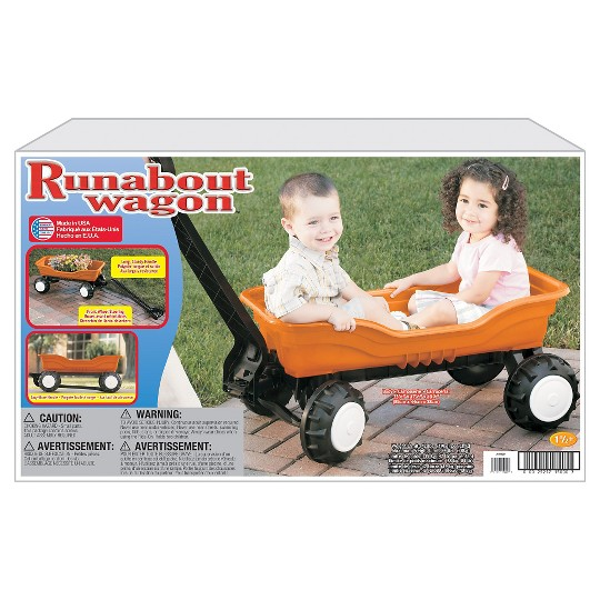 American Plastic Toys Runabout Wagon image number null