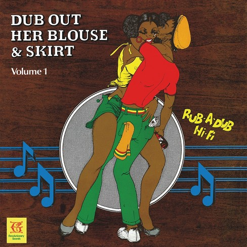 Revolutionaries - Dub Out Her Blouse & Skirt Vol 1 (CD) - image 1 of 1