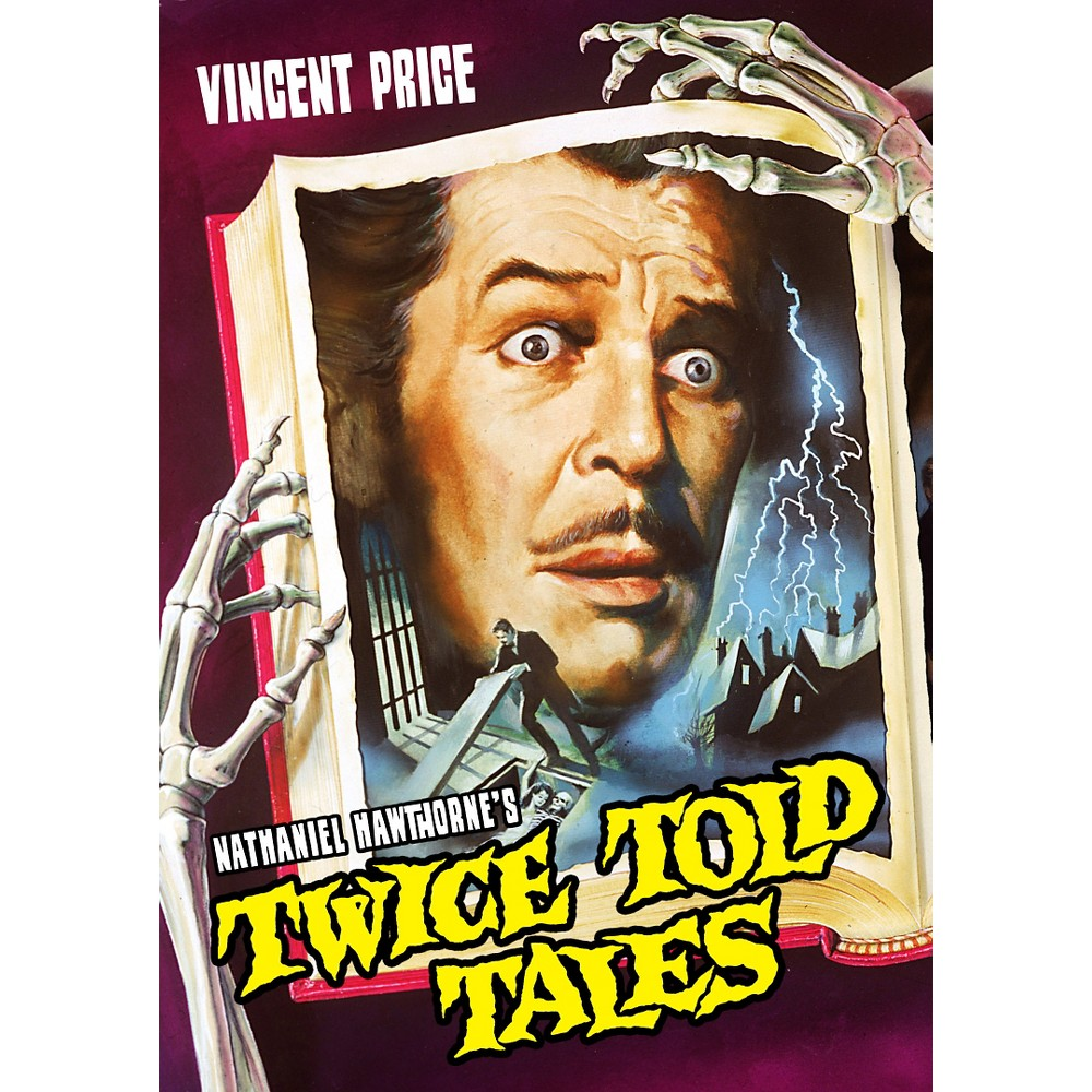 Twice Told Tales (Dvd), Movies