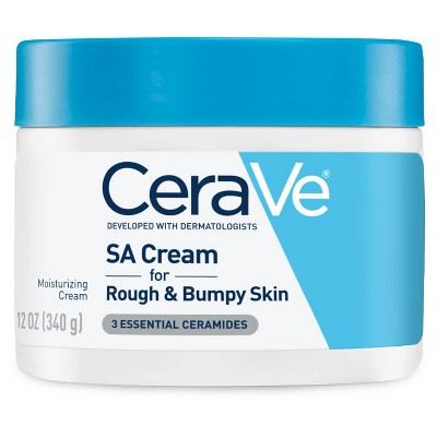 Body Lotions: CeraVe SA Cream