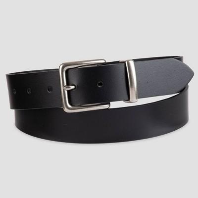 Men's 35mm Metal Loop Belt - Goodfellow & Co™ Black